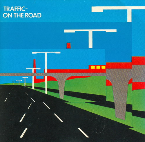 On The Road by TRAFFIC album cover