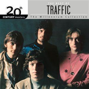 20th Century Masters - The Millennium Collection: The Best of Traffic by TRAFFIC album cover