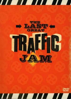 Traffic The Last Great Traffic Jam album cover
