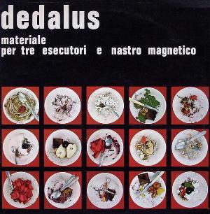 Materiale Per Tre Esecutori E Nastro Magnetico  by DEDALUS album cover