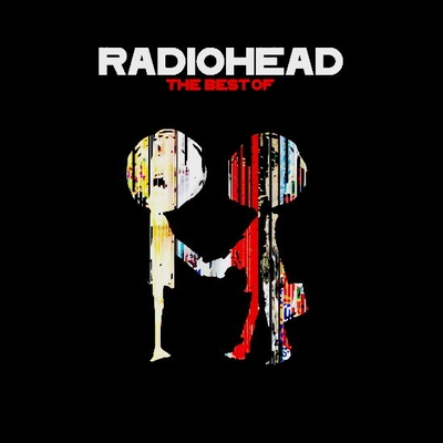 Radiohead The Best Of album cover