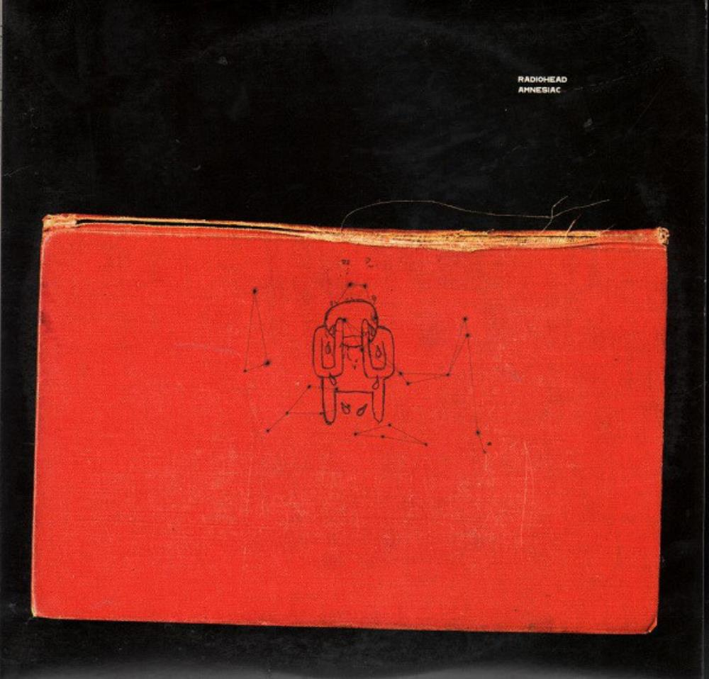 Amnesiac by RADIOHEAD album cover