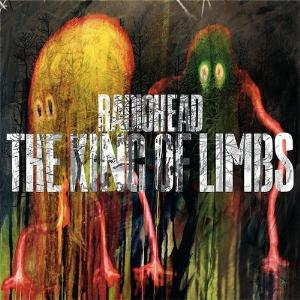 Radiohead - The King Of Limbs CD (album) cover