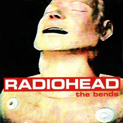 Radiohead The Bends album cover