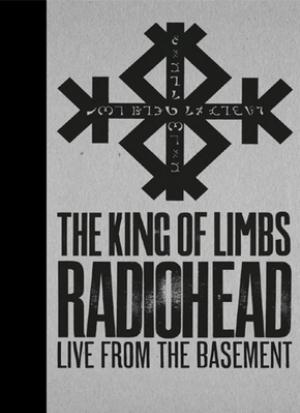 Radiohead The Kings Of Limbs - Live From The Basement album cover