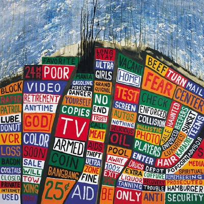 Radiohead - Hail To The Thief CD (album) cover