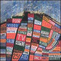 RADIOHEAD Hail to the thief progressive rock album and reviews