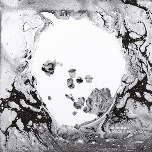 A Moon Shaped Pool by RADIOHEAD album cover