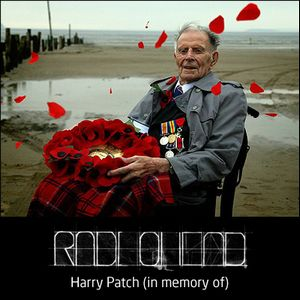 Radiohead - Harry Patch (In Memory Of) CD (album) cover