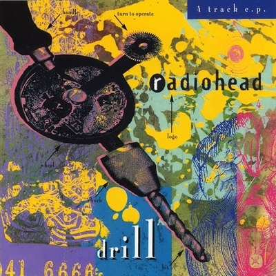Drill by RADIOHEAD album cover