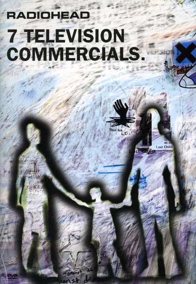 Radiohead 7 Television Commercials album cover