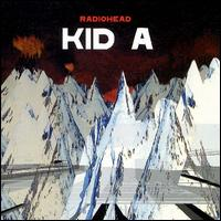 RADIOHEAD Kid A progressive rock album and reviews