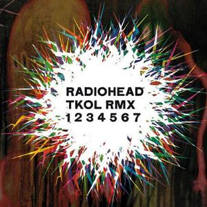 TKOL RMX 1234567 by RADIOHEAD album cover