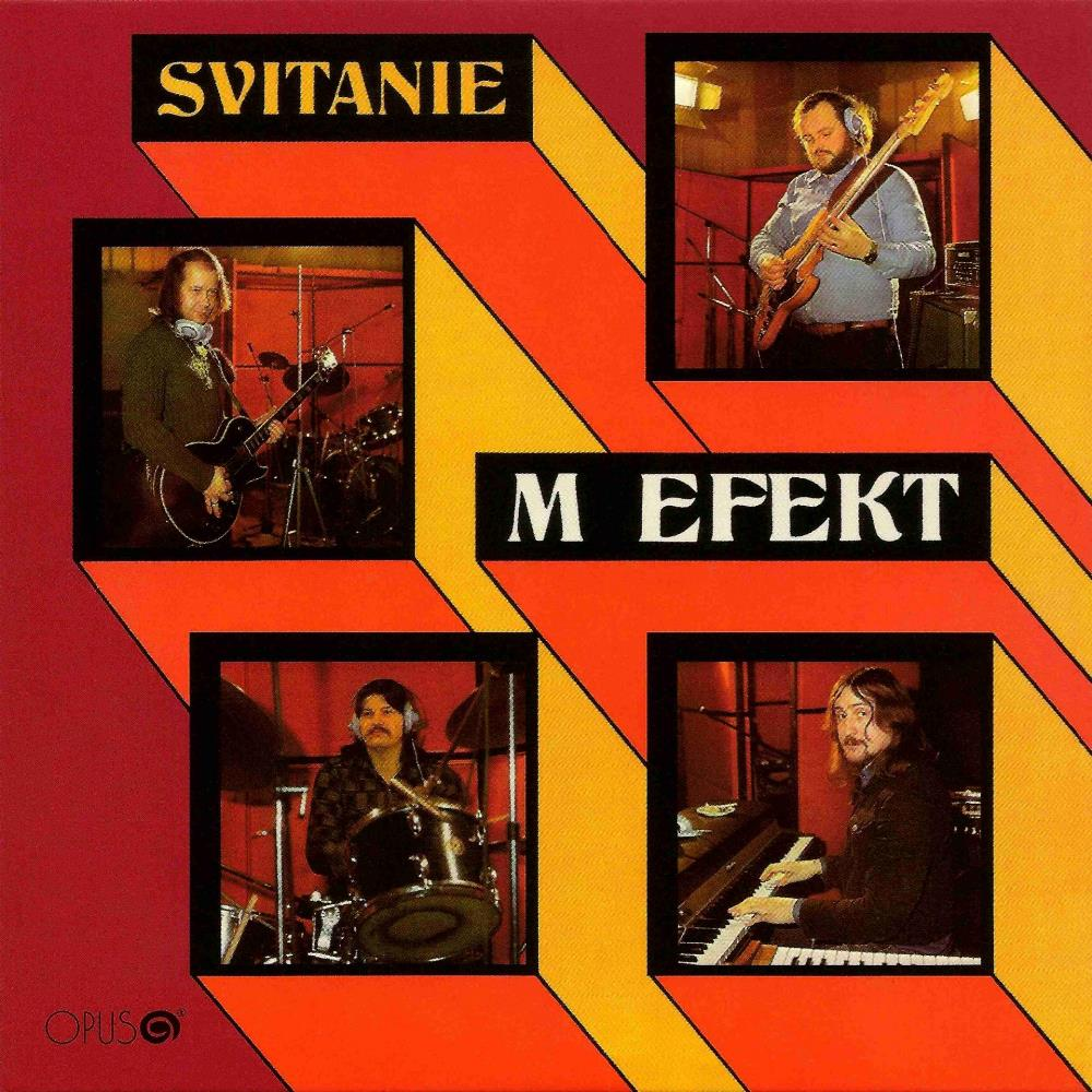 Svitanie by BLUE EFFECT (MODRÝ EFEKT; M. EFEKT) album cover