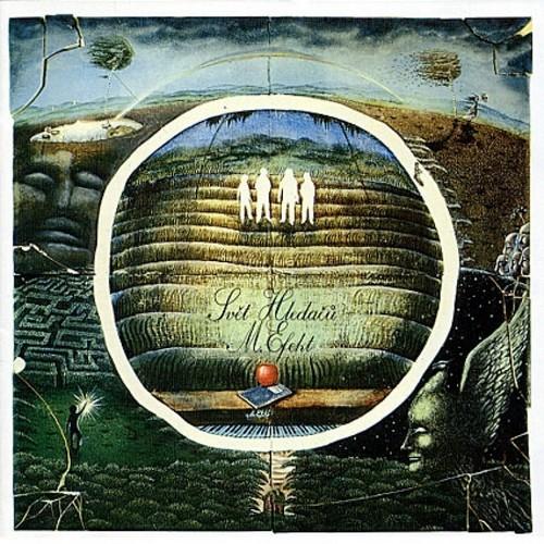 Svět Hledačů by BLUE EFFECT (MODRÝ EFEKT; M. EFEKT) album cover
