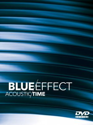 Blue Effect (Modrý Efekt; M. Efekt) Acoustic/Time album cover