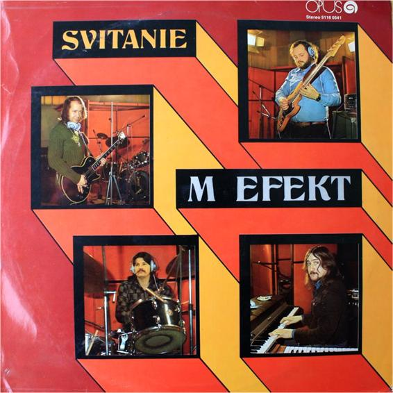Svitanie by BLUE EFFECT (MODR� EFEKT; M. EFEKT) album cover
