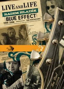 Blue Effect (Modr� Efekt; M. Efekt) Live And Life album cover