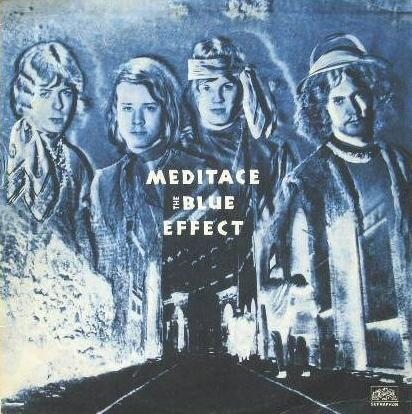 Blue Effect (Modr� Efekt; M. Efekt) - Meditace (Kingdom of Life) CD (album) cover
