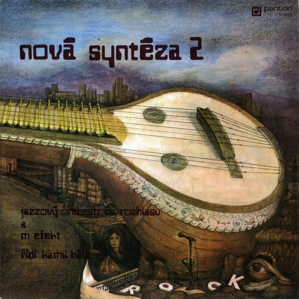 Nová Syntéza 2 [Aka: New Synthesis 2] by BLUE EFFECT (MODRÝ EFEKT) album cover