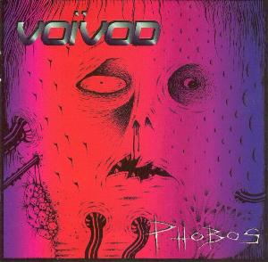 Voivod - Phobos CD (album) cover