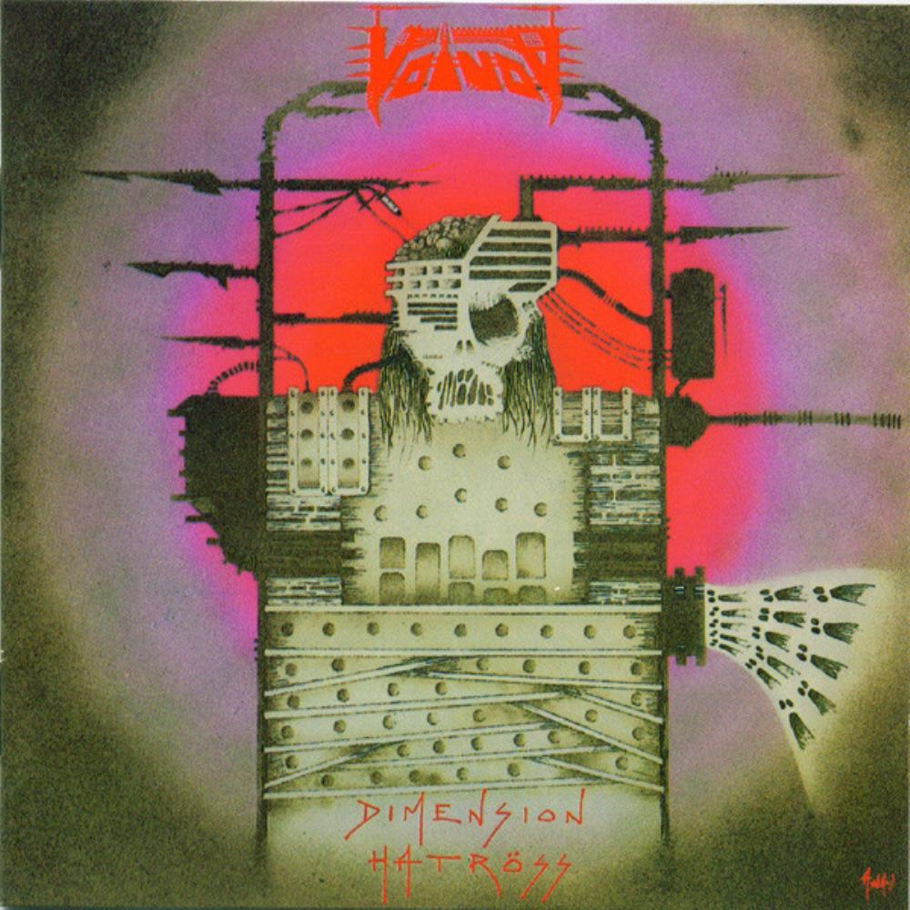 Dimension Hatross by VOIVOD album cover