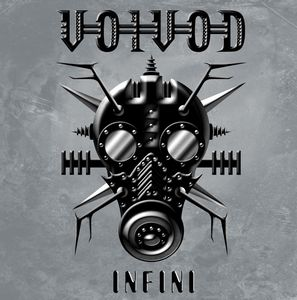 Infini by VOIVOD album cover
