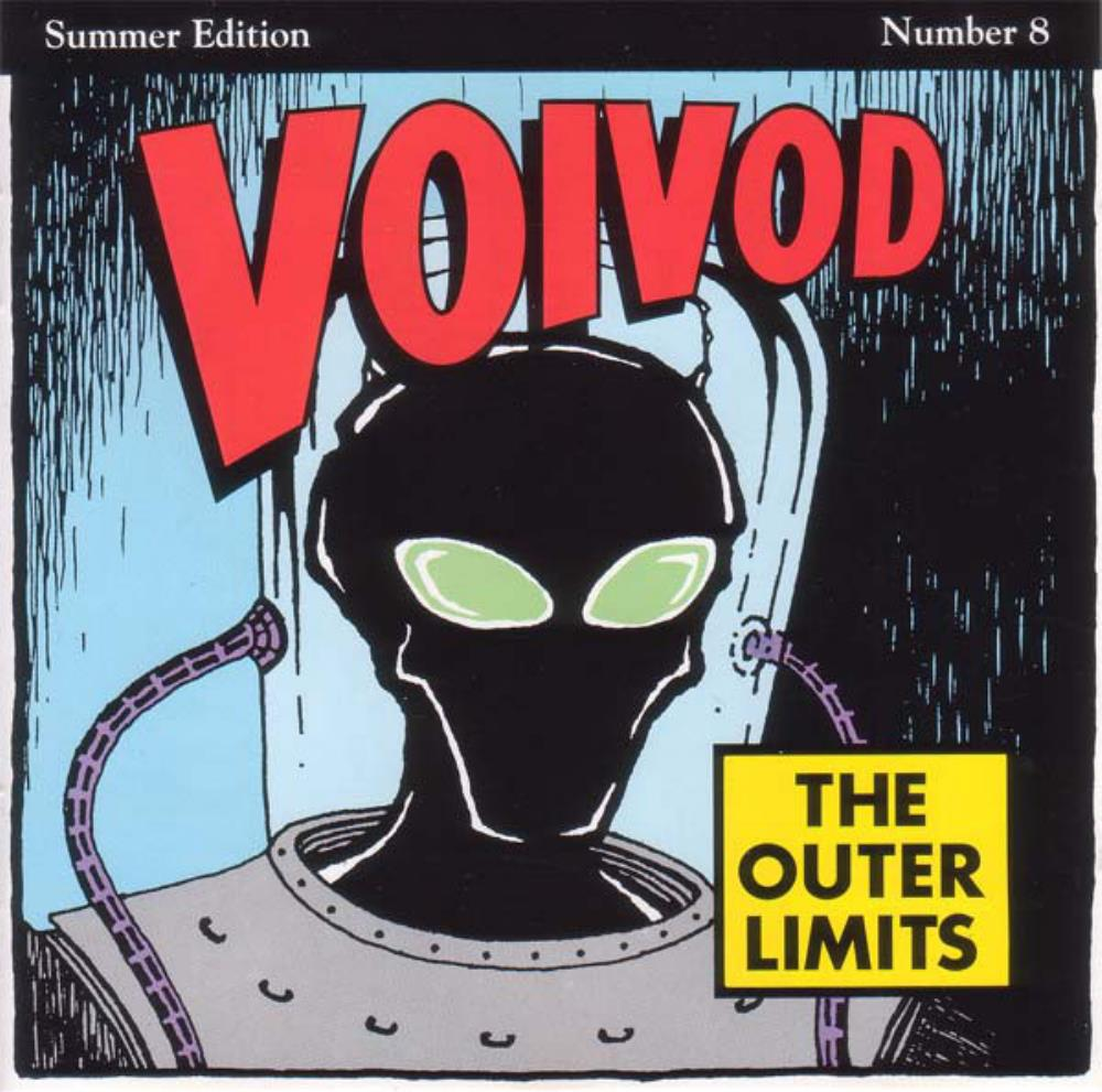 The Outer Limits by VOIVOD album cover