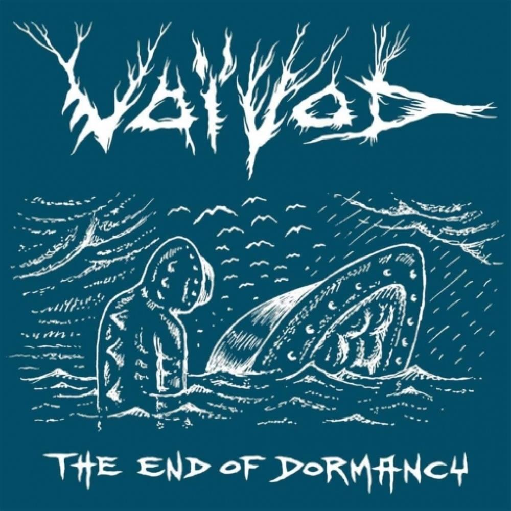 The End of Dormancy by VOIVOD album cover