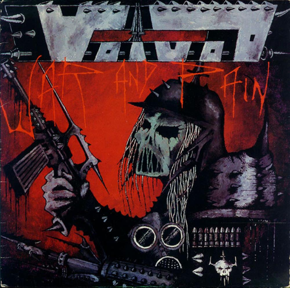 Voivod War And Pain album cover