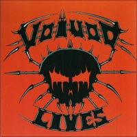 Voivod Voivod Lives  album cover