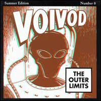 Voivod The Outer Limits album cover