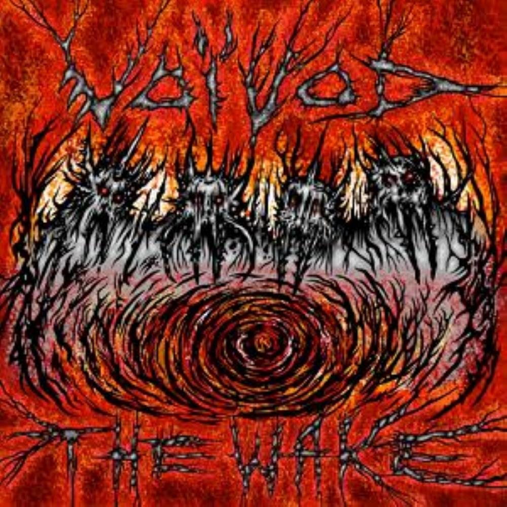 The Wake by Voivod album rcover