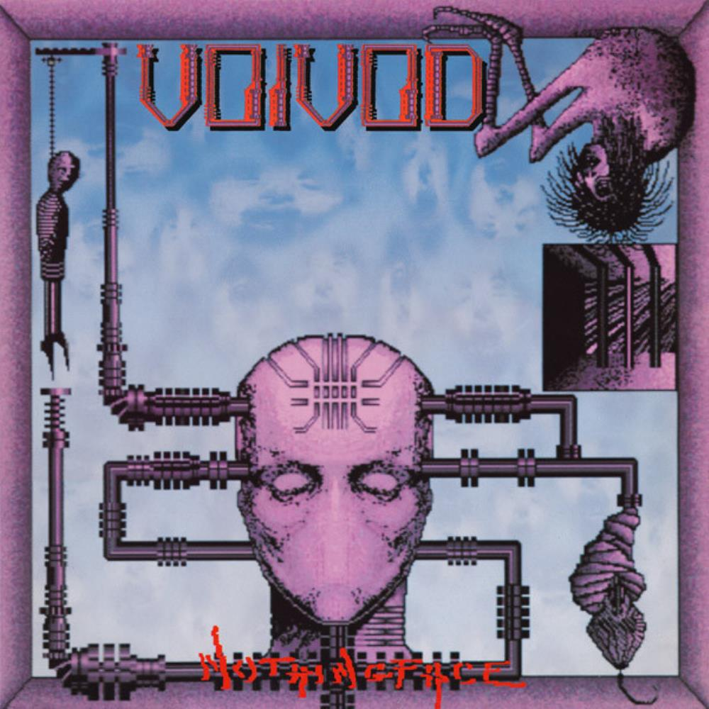 VOIVOD DIMENSION HATROSS GUITAR TAB E-BOOK