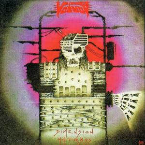 Voivod - Dimension Hatross  CD (album) cover