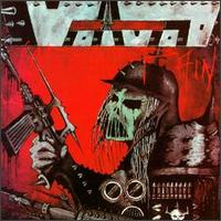 War and Pain by VOIVOD album cover