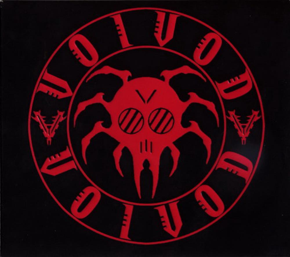 Voivod - Voivod CD (album) cover
