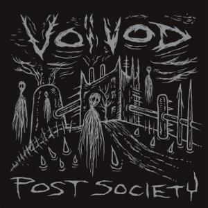 Post Society by VOIVOD album cover