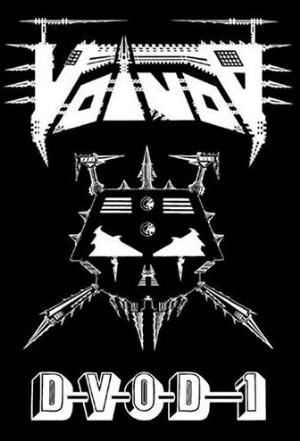 D-V-O-D-1 by VOIVOD album cover