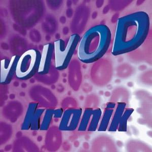 Voivod - Kronik CD (album) cover