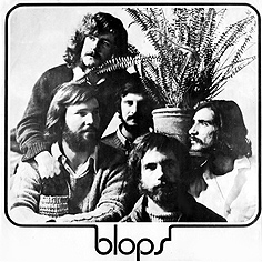 Blops by BLOPS album cover
