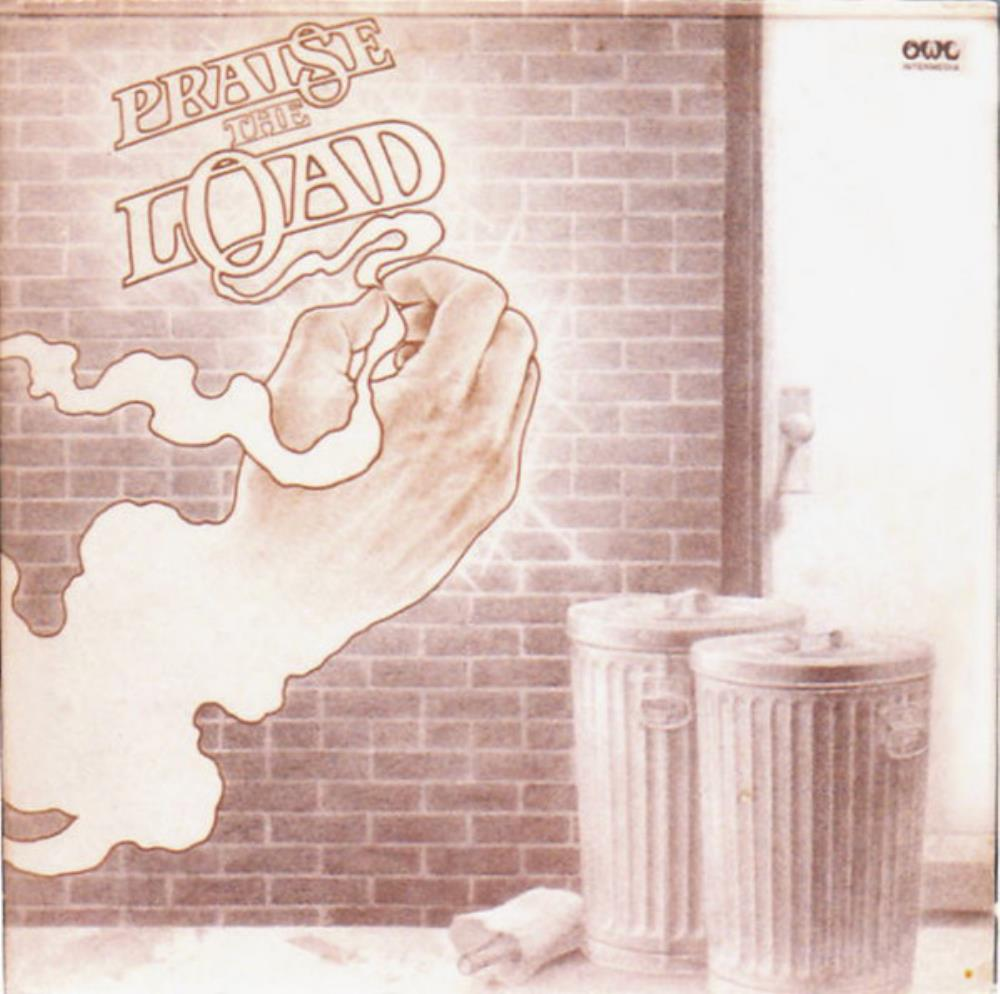 Praise The Load by LOAD, THE album cover