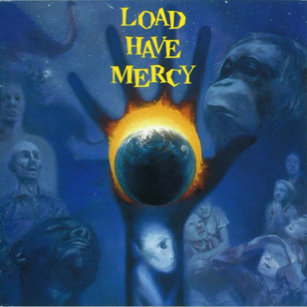 The Load - Load Have Mercy CD (album) cover