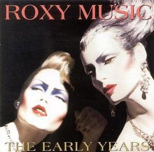 Roxy Music - The Early Years CD (album) cover
