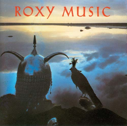 Roxy Music Avalon album cover