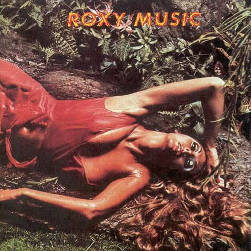 Roxy Music - Stranded CD (album) cover