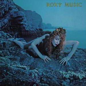 Siren by ROXY MUSIC album cover