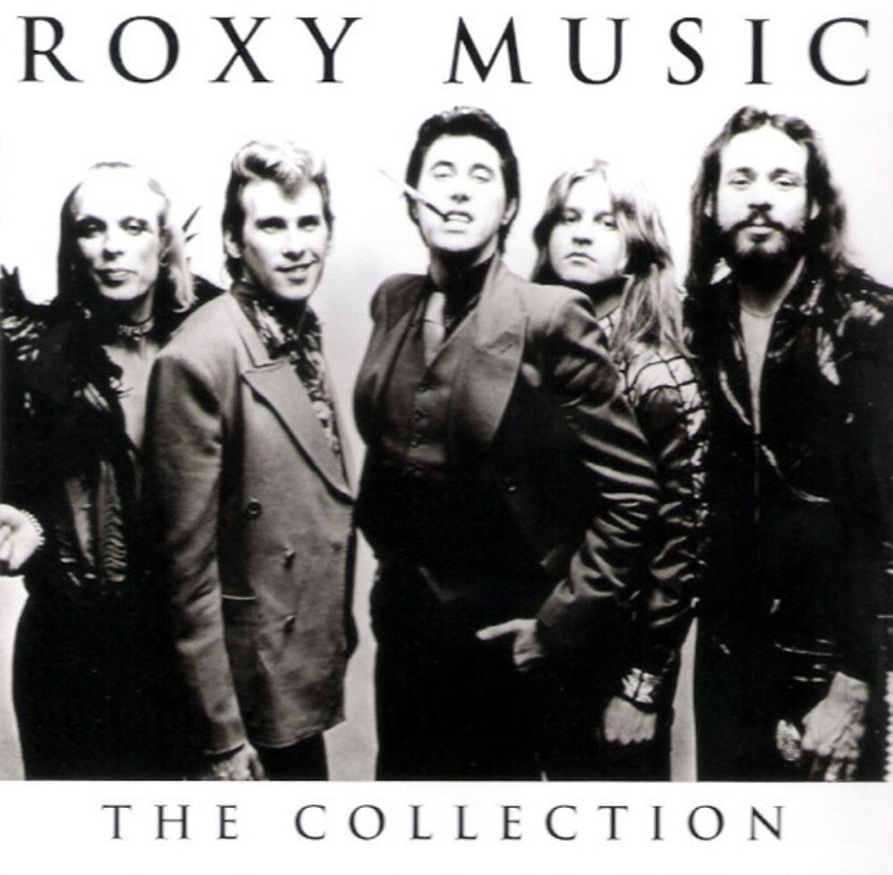 The Collection by ROXY MUSIC album cover