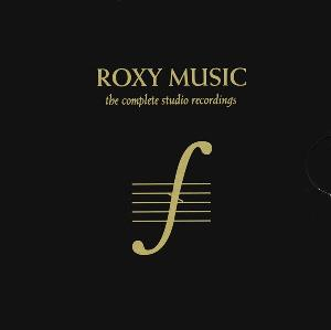 The Complete Studio Recordings by ROXY MUSIC album cover