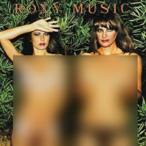 Roxy Music - Country Life CD (album) cover